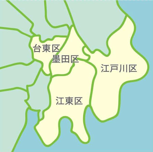 エコ訪問介護リハビリステーション 地図